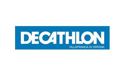 logo decathlon villafranca